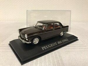 【送料無料】模型車 スポーツカー プジョーモデルカースケール listingnorev 143 peugeot 404 gift model car car scale collect toy rare