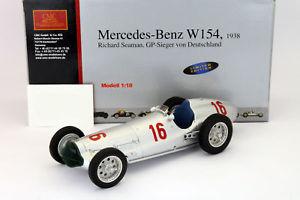 【送料無料】模型車 スポーツカー シーマンメルセデスベンツ#ドイツフォーミュラr seaman mercedesbenz w154 16 germany gp formula 1 1938 118 cmc