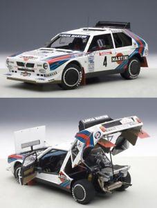 【送料無料】模型車 スポーツカー ランチアデルタ#ツールドコルスautoart 118 lancia delta s4 4 htoivonen tour de corse 1986 88620