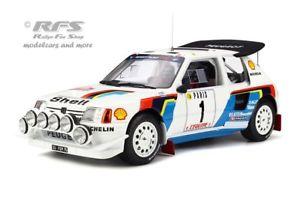 送料無料 模型車 スポーツカー プジョーラリーモンテカルロpeugeot 205 t16 evo 2 monte 激安特価品 g027 rally 112 ot 1986salonen 予約 carlo