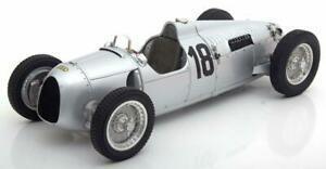【送料無料】模型車 スポーツカー オートユニオンタイプ#アイフェルレースローズマイヤー118 cmc auto union type c 18, eifel race rose meyer 19361937
