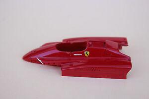 【送料無料】模型車 スポーツカー レースカーフェラーリケースヒコモデルcf race car ferrari f1 126 c2 1982 case 143 heco models red