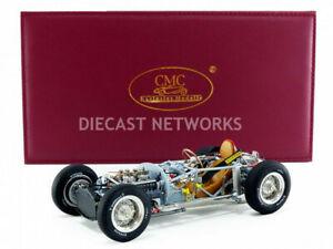 【送料無料】模型車 スポーツカー ランチアローリングシャーシcmc 118 lancia d50 rolling chassis 1955m198