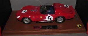 送料無料 マーケット 模型車 スポーツカー モデルフェラーリ#ルマンbbr models ferrari 330 tri 24hr 6 mans 数量限定 le leather 1962 winner bbrc1803v