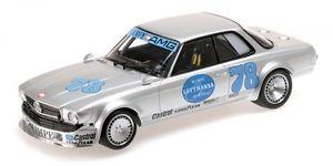 【送料無料】模型車 スポーツカー メルセデスベンツツーリングカーハイヤーシックダンスモンツァモデルmercedes benz 450 slc touring car em heyer chic dance 4h monza 1978 118 model
