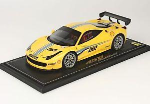 【送料無料】模型車 スポーツカー フェラーリイタリアチャレンジ#キーモードferrari 458 italia 8c challenge evoluzione 22 press 2013 bbr 118 bbrp 1890 mode