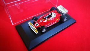 【送料無料】模型車 スポーツカー フェラーリラウダferrari 312t2 n lauda 1977 143