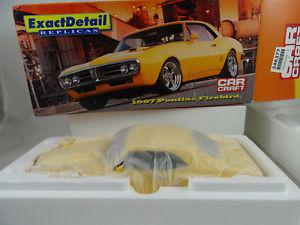 送料無料 模型車 スポーツカー 118406ポンティアックファイヤーバード1967lmtd 11500118 exact detail 406 pontiac rarity craft 1967 11500 格安SALEスタート lmtd car firebird NEW yellow