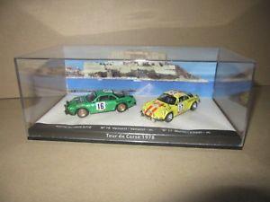 【送料無料】模型車 スポーツカー ツールドコルスアルパイン#464h trofeu tour de corse 1978 alpine a110 16 amp; 17 143