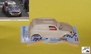 【送料無料】模型車 スポーツカー ミニダカールtranskit mini all 4 no 300 dakar 2016 143