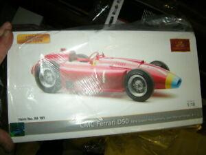 【送料無料】模型車 スポーツカー フェラーリグランプリドイツフアンファンジオ118 cmc ferrari d50 1956 grand prix germany juan fangio limited edition bnib