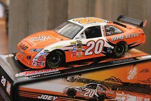 【送料無料】模型車 スポーツカー アクション#ホームデポジョイストライプ124 action 2009 20 home depot joey logano rookie car rookie stripes nib