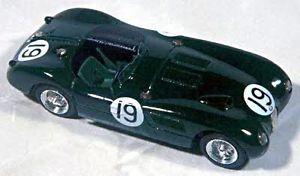 【送料無料】模型車 スポーツカー ジャガータイプ#モデルモデルjaguar c type winner lm 1953 19 143 model top model