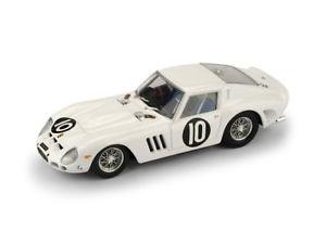 【送料無料】模型車 スポーツカー フェラーリ250 gto tourstトロフィー1962143モデルbrummferrari 250 gto tourst trophy 1962 hill 143 model brumm