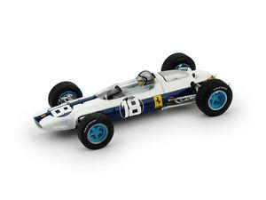 【送料無料】模型車 スポーツカー フェラーリロドリゲス#メキシコモデルferrari 156 f1 p rodriguez 1964 18 6th mexico gp driver figure 143 model