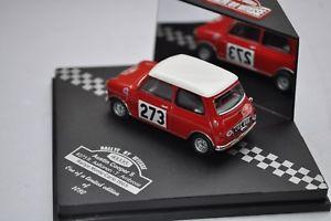 【送料無料】模型車 スポーツカー モンテカルロラリーミニクーパー#スピードrallye monte carlo mini cooper s 273 1965speed 143 non altaya