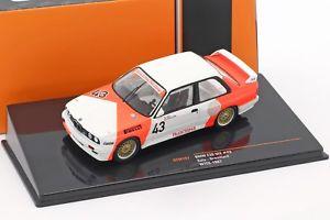 【送料無料】模型車 スポーツカー #サラネットワークbmw m3 e30 43 salagrouillard wtcc 1987 143 ixo