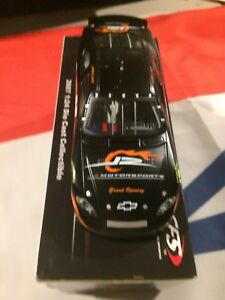 【送料無料】模型車 スポーツカー モータースポーツグランドオープンearnhardt jr 2007 jr motorsports grand opening 124 car rare