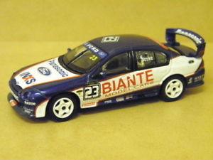 【送料無料】模型車 スポーツカー フォード#ビアンテ164 ford au falcon mnoske 2003 23 biante b640101p