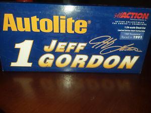 【送料無料】模型車 スポーツカー ジェフゴードン#レース1998 jeff gordon 1 autolite 124 raced in 1991 free shipping