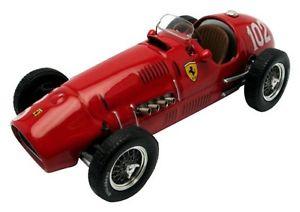 【送料無料】模型車 スポーツカー フェラーリファリーナモデルホットホイールferrari 500 f2 n farina 1952 143 model hot wheels