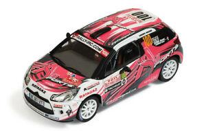【送料無料】模型車 スポーツカー シトロエン#モンテカルロネットワークモードcitroen ds3 r3 100 81th irc monte carlo 2011 elenacampana 143 ixo ram460 mode