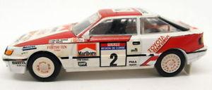 【送料無料】模型車 スポーツカー trofeu 143ダイカスト12apr2018fトヨタcelica gt4de2trofeu 143 scale diecast 12apr2018f toyota celica gt4 tour de corse rally 2