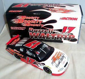 【送料無料】模型車 スポーツカー 124 action 200317 boogity2002monte carlo darrell waltrip autographed mib124 action 2003 17 boogity 2002 monte carlo darrel