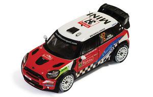 【送料無料】模型車 スポーツカー ミニジョンクーパー372モンテカルロ2012バリオ143モデルmini john cooper works 37 2nd monte carlo 2012 deafbarrio 143 model