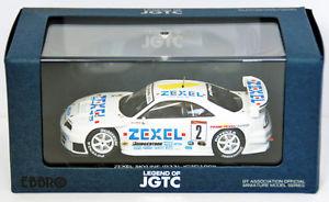 【送料無料】模型車 スポーツカー ebbro 44253ゼクセルスカイラインjgtc1998ldfホワイト143ebbro 44253 zexel skyline jgtc 1998 ldf white 143 scale