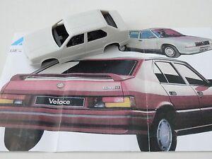 【送料無料】模型車 スポーツカー モデルアルファロメオchestnut models 143 alfa romeo 33 1,7l qv 1989
