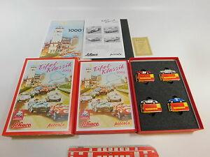 【送料無料】模型車 スポーツカー ピッコロアイフェルクラシックセットas2541 schuco piccolo 05218 set eifel classic 2003 bmw mb etc , nip