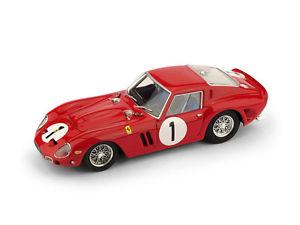 【送料無料】模型車 スポーツカー フェラーリ250 gto11000kmパリpロドリゲス143モデルbrummferrari 250 gto 1 winner 1000 km paris p rodriguez 143 model brumm
