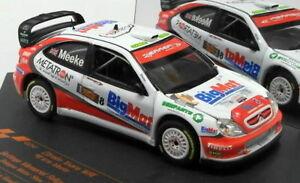 【送料無料】模型車 スポーツカー スケールモデルカーシトロエンクサリスvitesse 143 scale model car 43242 citroen xsara wrc kris meeke