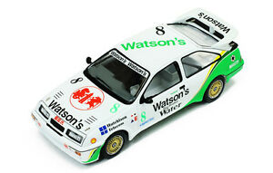 【送料無料】模型車 スポーツカー フォードシエラ#マカオギアレースハーヴェイモデルネットワークモデルford sierra rs500 8 winner macau guia race 1989 t harvey 143 model ixo model