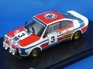 【送料無料】模型車 スポーツカー シュコダラリーシュコダ143 skoda 130rs rally skoda 1976, 3 haugland amp; flne, novelty, limited