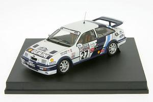 【送料無料】模型車 スポーツカー 143 tr0118 ford sierra cosworth colin mc raerally 1989143 tr0118 ford sierra cosworth colin mc rae rally 1989