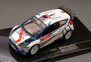 【送料無料】模型車 スポーツカー フォードフィエスタ#モンテカルロモデルford fiesta rs wrc 8 6th monte carlo 2012 delecoursavignoni 143 model