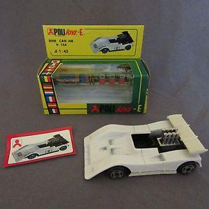 【送料無料】模型車 スポーツカー 13d politoys e 34 brm can am p154 143