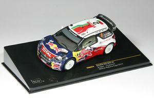 【送料無料】模型車 スポーツカー 143 citroen ds3 2011wrcセバスチアンogierポルトガルram474143 citroen ds3 wrcsebastien ogier rally portugal 2011ram 474