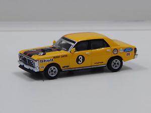 【送料無料】模型車 スポーツカー フォードカーター#ビアンテ164 ford xy falcon gtho mcarter 1973 3 biante b642101c