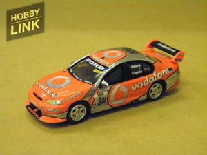 【送料無料】模型車 スポーツカー フォードバサーストラウンズ#164 ford bf falcon bathurst winner lowndeswhincup 2007 888 carlectables 641