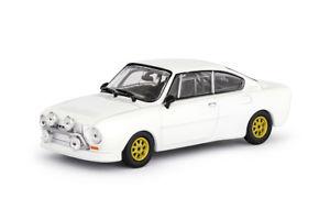 【送料無料】模型車 スポーツカー 1976スコーダ130 rsサレバージョン abrexダイカスト1431976 skoda 130 rs  car version gravel rally wheels abrex diecast 143