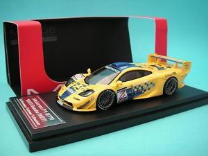 【送料無料】模型車 スポーツカー マクラーレン#mc laren mclaren f1 gtr 27 suzuka 1997 143 hpi 8213