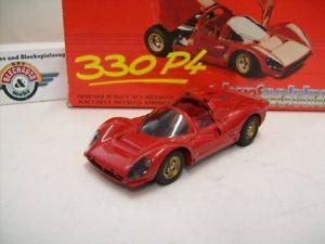 【送料無料】模型車 スポーツカー フェラーリferrari 330 p4, 1967,red, jouef evolution 143, ovp
