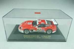 【送料無料】模型車 スポーツカー ixo 143フェラーリ575gtcクーペル5097282004hezemansixo 143 ferrari 575 gtc coupe le mans 2004 hezemans bard with box 509728