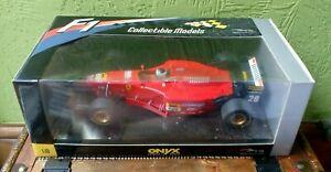【送料無料】模型車 スポーツカー オニキスコレクションフォーミュラモデルフェラーリモデルカーonyx collection 118 formula formula car 1 collection f1 models red ferrari collectible model car, シンマチ:897c4e86 --- mail.ciencianet.com.ar