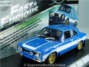 【送料無料】模型車 スポーツカー ブライアンフォードエスコートパッケージ#