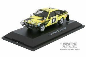 【送料無料】模型車 スポーツカー オペルクーペグアテマラサファリラリーopel kadett c coupe gtesafari rally 1976walter rhrl 143 schuco 3612