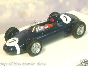 【送料無料】模型車 スポーツカー ポルシェ#スターリングモスチームウォーカーtsm truescale 143 1960 porsche 718 f2 7 f2 stirling moss team rrc walker